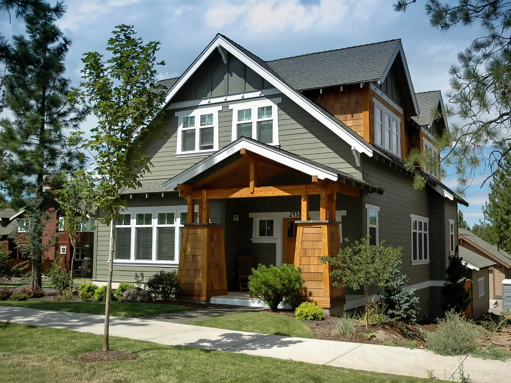 The chestnut bungalow company - What is a bungalow style home ...