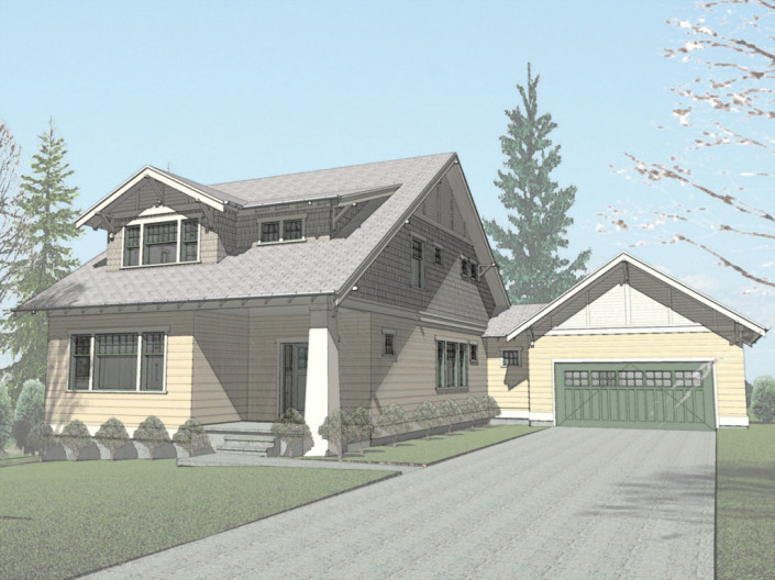 Kitsap Exterior Rendered