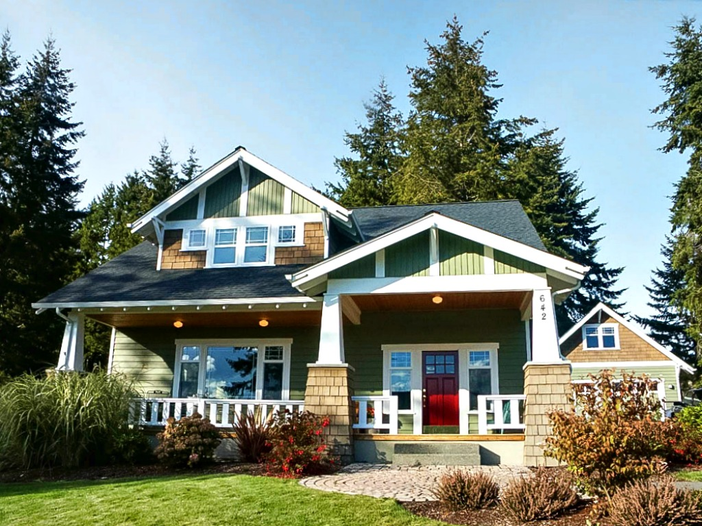 The winslow bungalow company for House plan companies