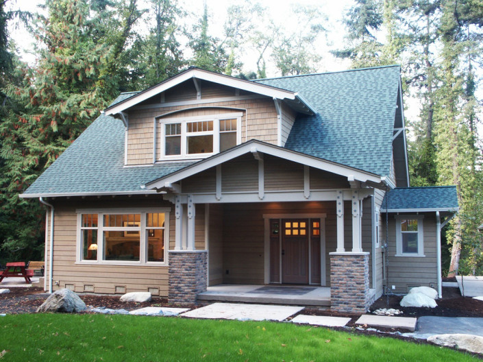 Craftsman amp Bungalow House Plans Company