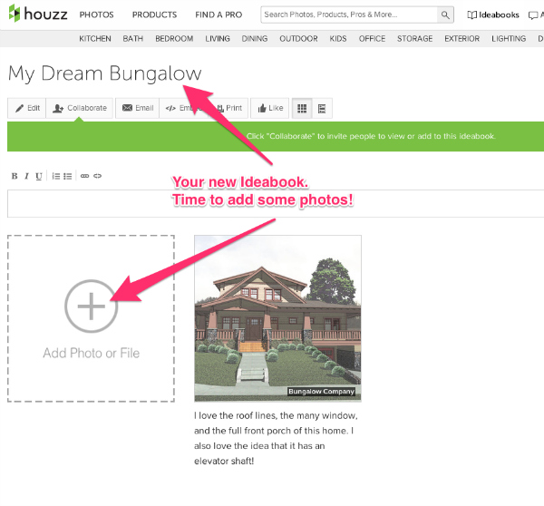 How-To-Create-A-Houzz-Ideabook-Step-5
