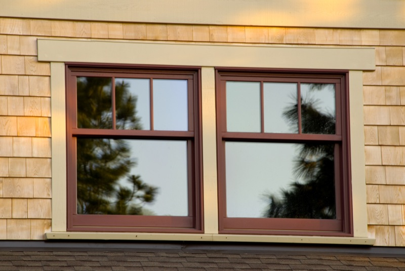 Exterior Window Trim Styles : Craftsman style house plans anatomy and exterior