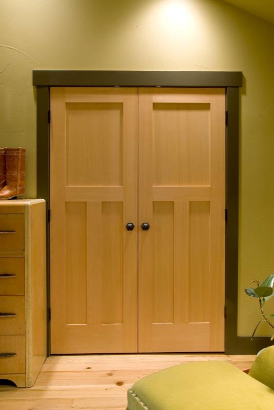 Crafstman Closet Doors