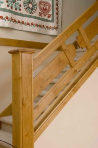Greene-And-Greene-Style-Banister