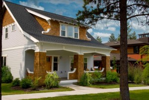 Craftsman Style House Plans Anatomy And Exterior