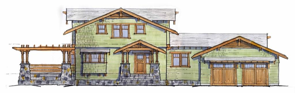 Vision deconstruction concept build dream home for Bungalow company plans