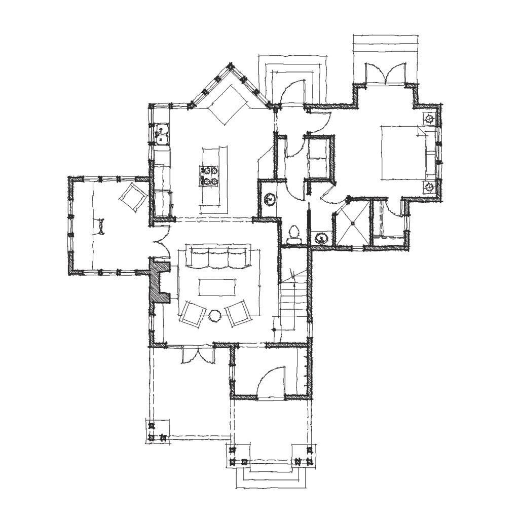 The Larkspur House Plan Style Ideas