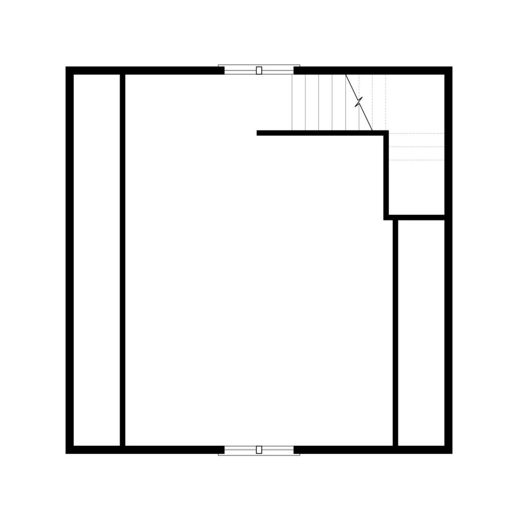 Overland Second Floor - Floor Plan