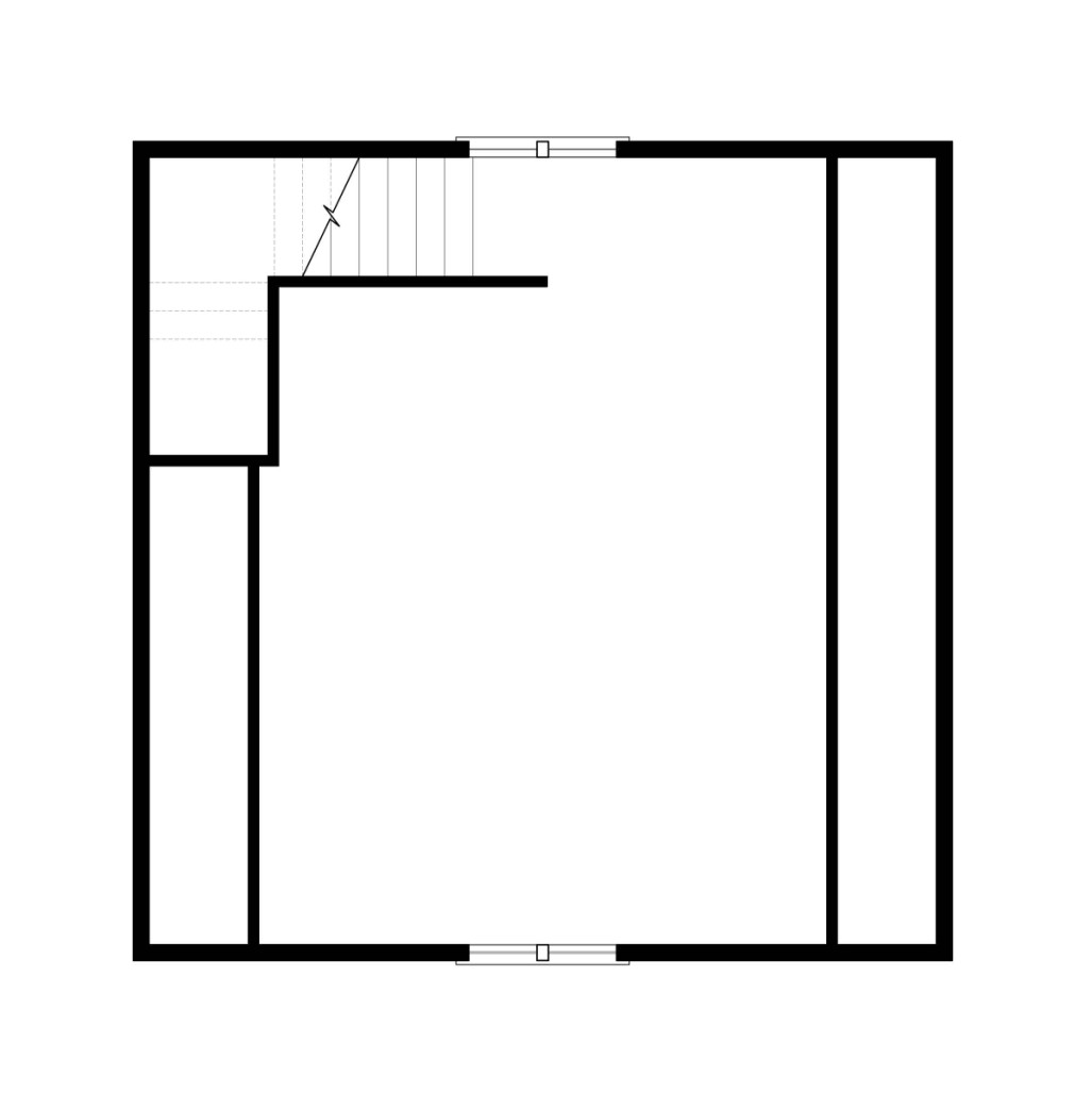 Overland Second Floor - Floor Plan Reverse