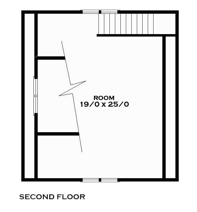 Tucker Second Floor Plan