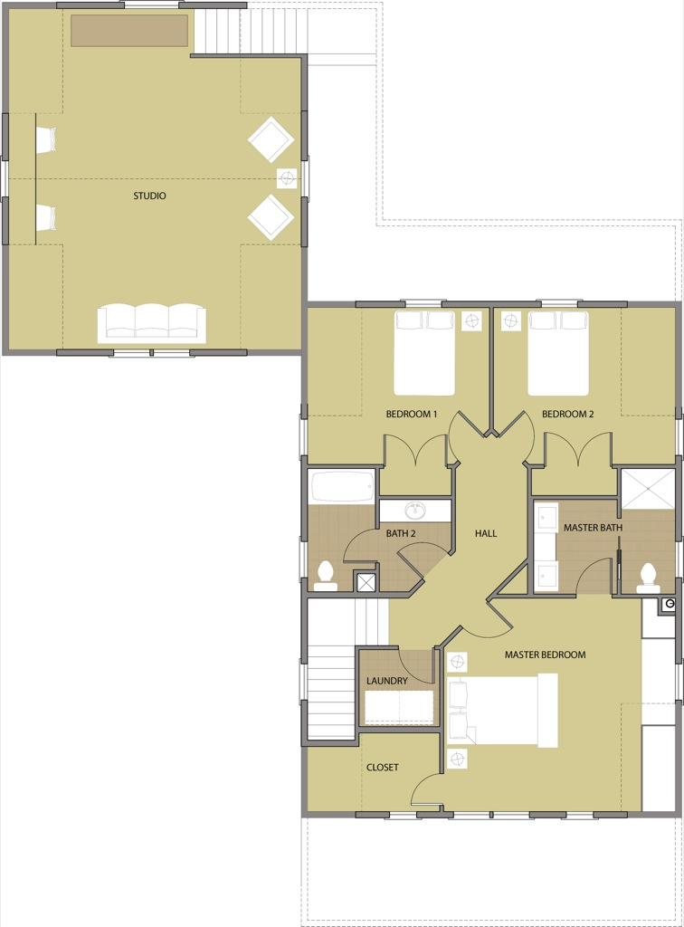 The Fir Second Floor Plan