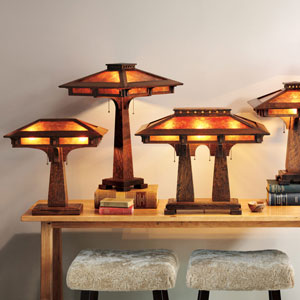 Rejuvenation-Arts-And-Crafts-Lamps