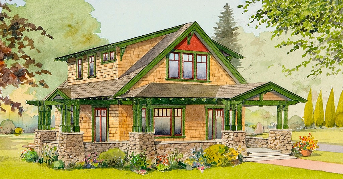Small house plans with porches why it makes sense for Small new build homes
