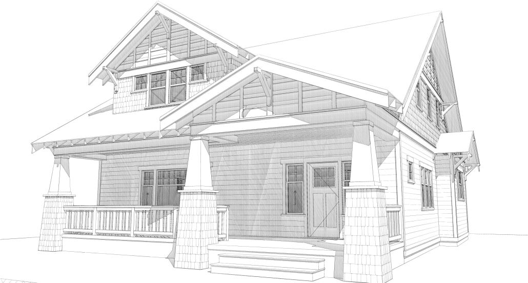 Bungalow House Plans - Bungalow Company on