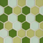 2inch_hex_mosaic_green