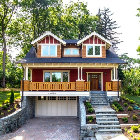 Craftsman & Bungalow House Plans - Bungalow Company