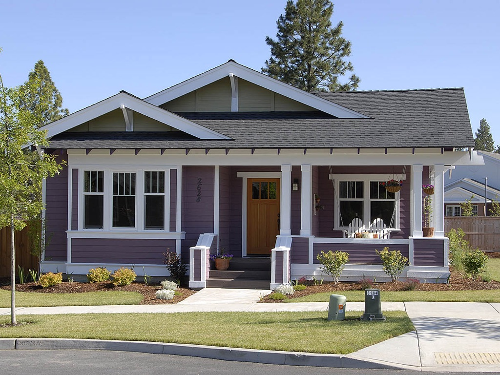 The hemlock bungalow company - What is a bungalow style home ...