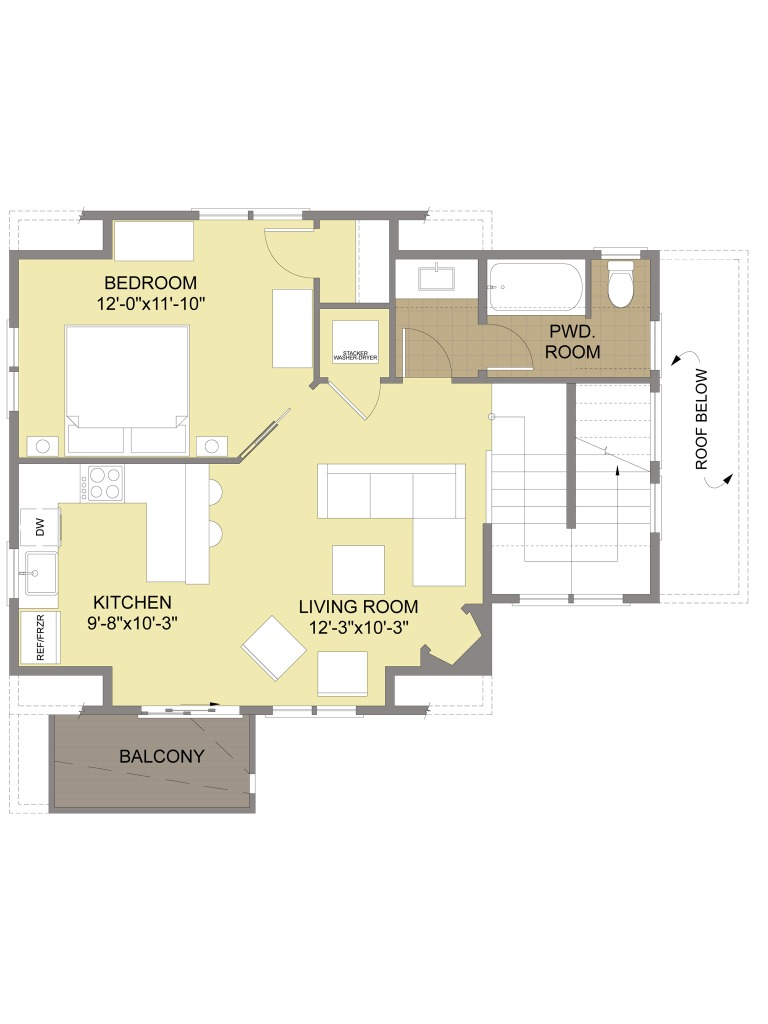 SECOND FLOOR MARTIN_MKT PLANS