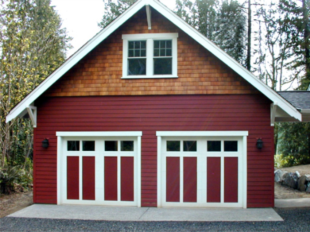 Overland Garage Plan
